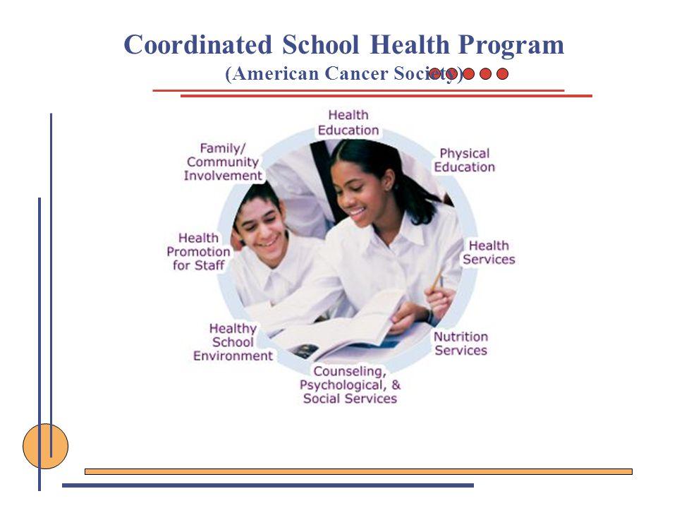 Coordinated School Health Program (American Cancer Society)