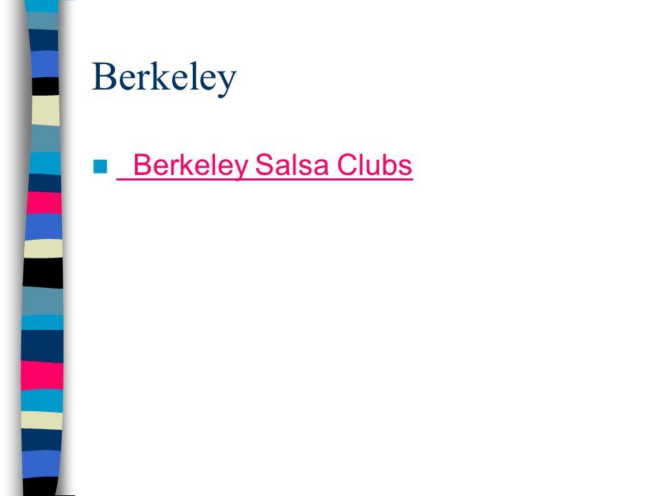 Berkeley Berkeley Salsa Clubs