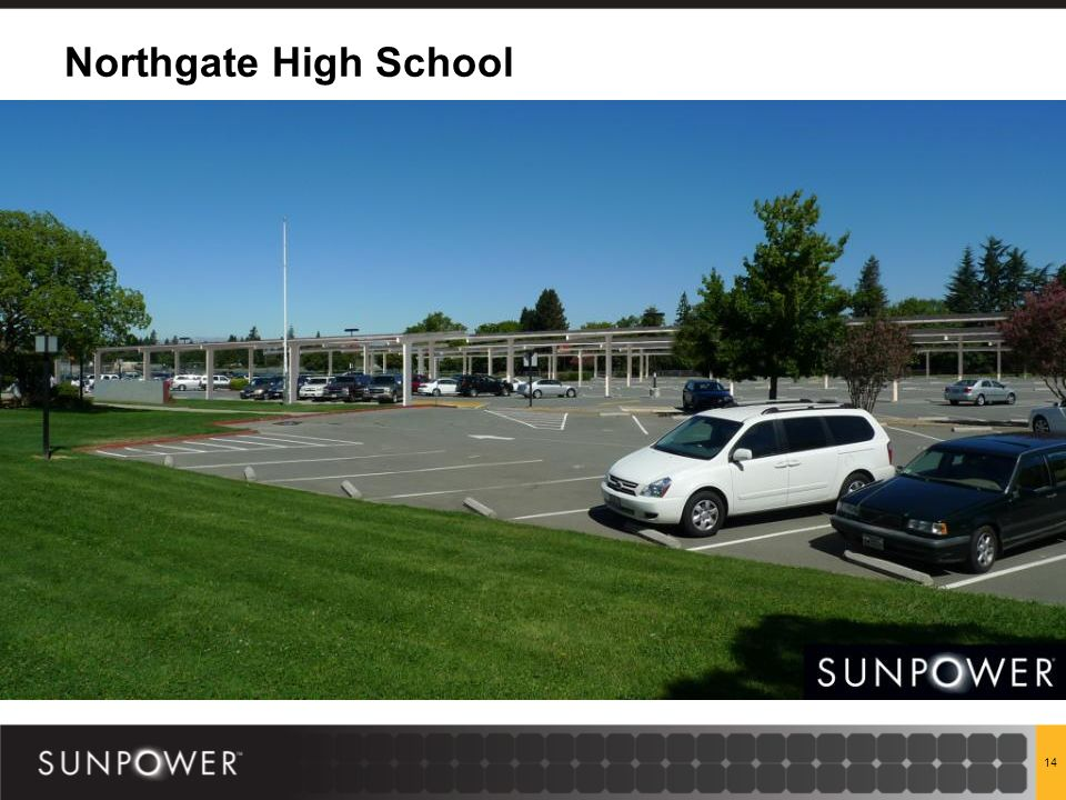 14 Northgate High School