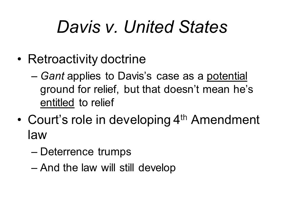 Davis v.