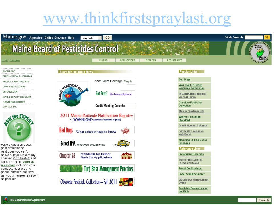 www.thinkfirstspraylast.org