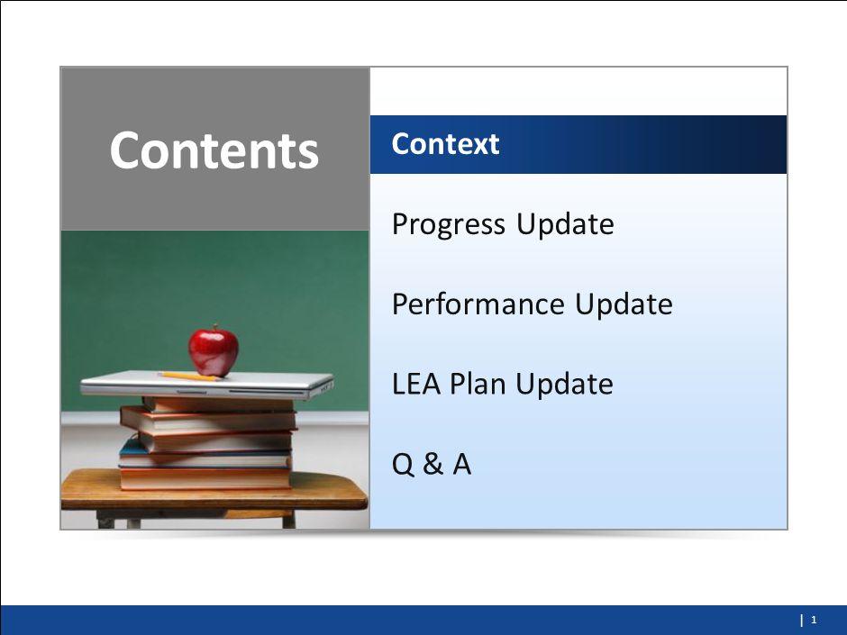 August 2011 Delaware Education Plan Update