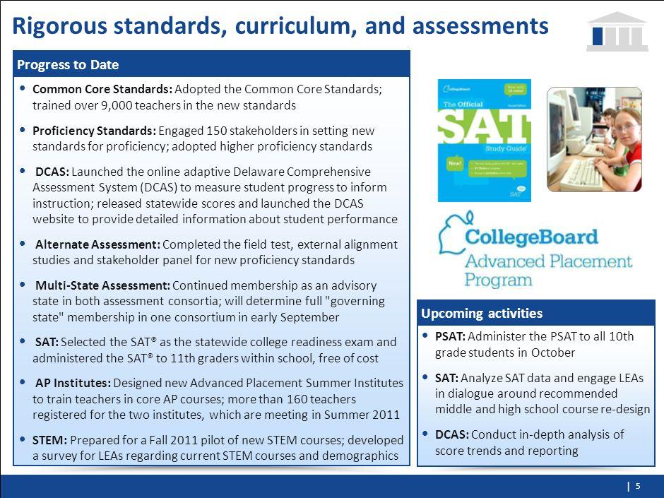| 4 Contents Context Progress Update Performance Update Q & A LEA Plan Update