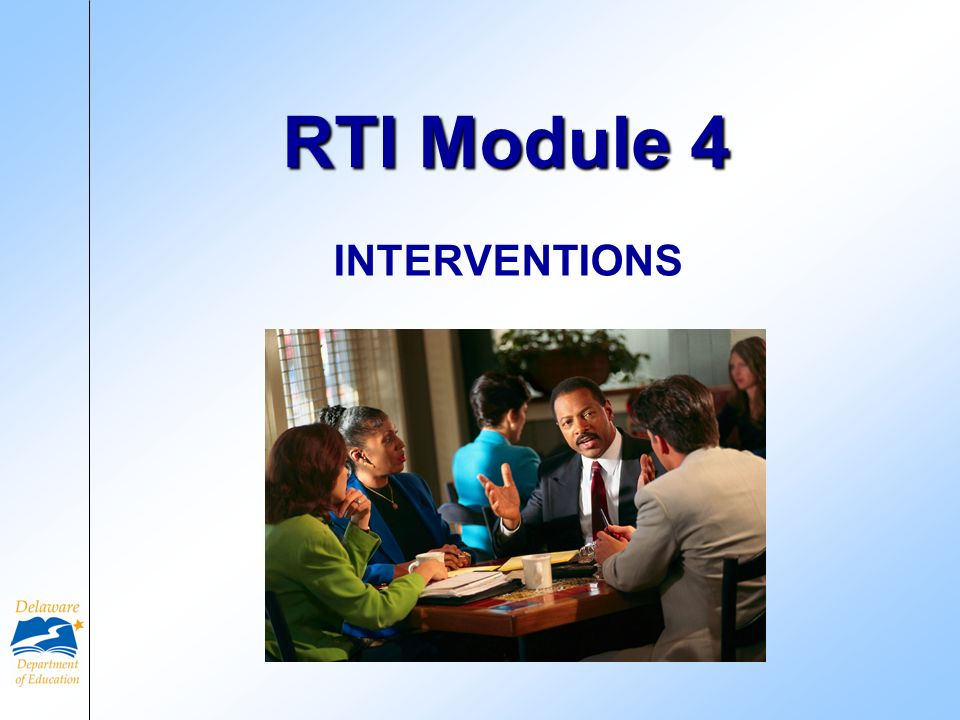 79 For temporary, targeted intervention efforts, avoid comprehensive solutions in favor of specialized ones.