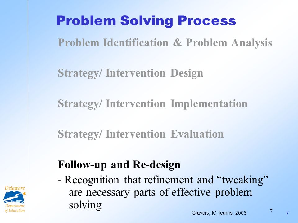 86 Reflexive Instructional Designs Entry PointsData are used to decide where students should begin a lesson sequence Progress Monitoring There are procedures to monitor whether students are learning the specific items taught in the intervention Exit PointsThere is a definite, specific goal for mastery of the skill that is targeted in the intervention