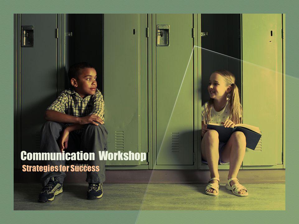 Communication Workshop Strategies for Success