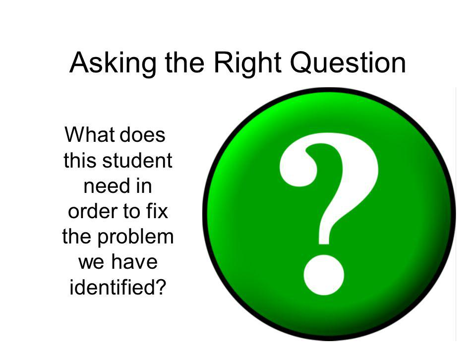 Instead of diagnosing the learner, we begin by diagnosing the instruction. We identify flaws in the instruction and correct them, with the assumption