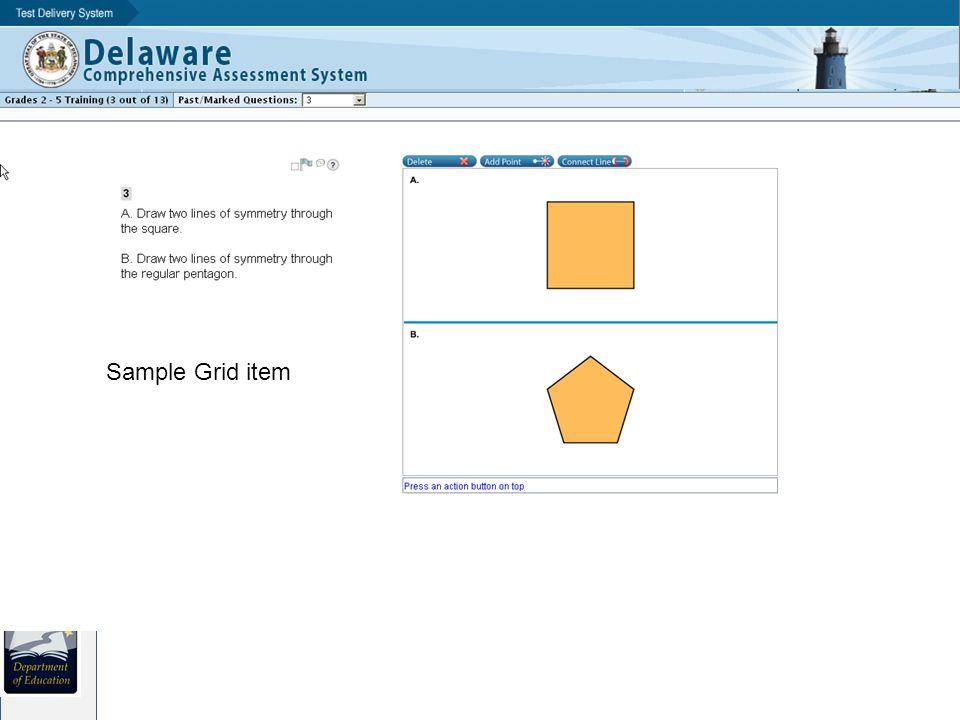 Sample Grid item