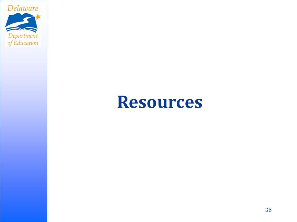 36 Resources