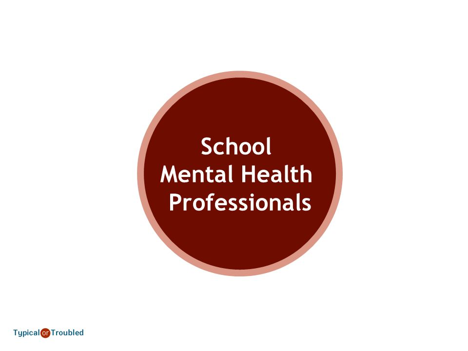 PsychiatristsPsychologists Mental Health Counselors