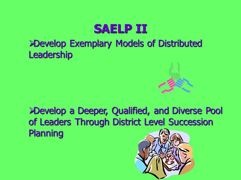 SAELP I 2 nd Annual Policy and Practice Institute 2 nd Annual Policy and Practice Institute Balanced Leadership –McREL Balanced Leadership –McREL Dist