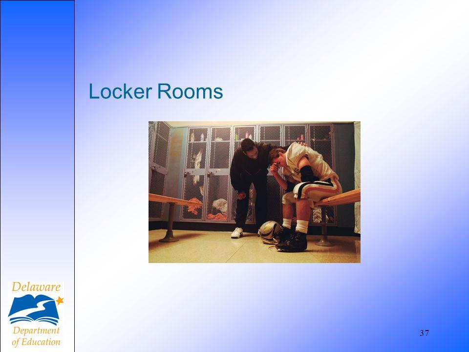 Locker Rooms 37