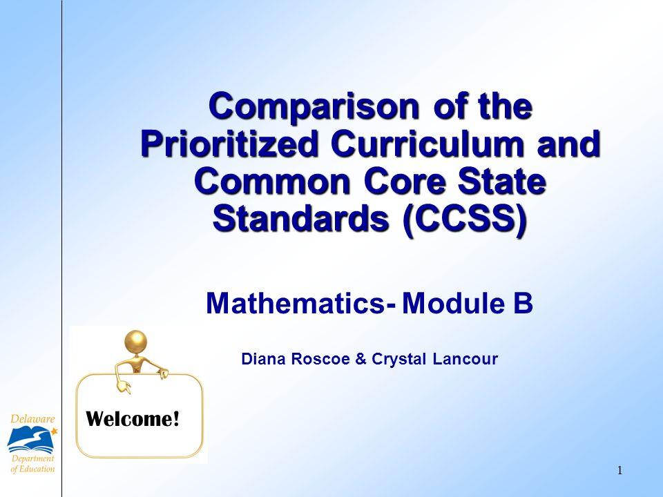 CCSS Document Introduction 2