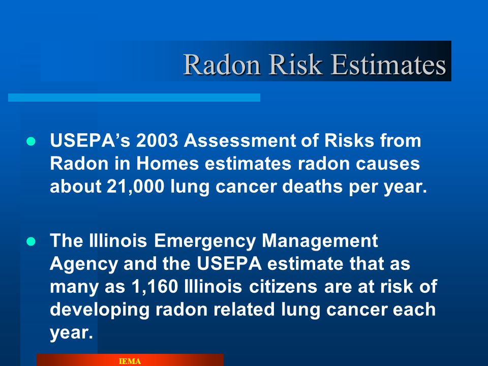 IEMA Lung Cancer Mortality Rates