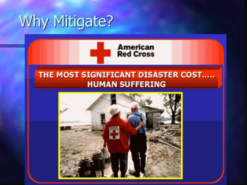 Why Mitigate?