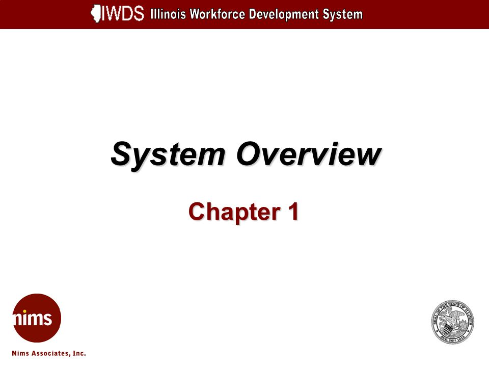 System Overview 1-12 TRAC vs.