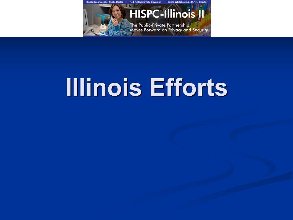 Illinois Efforts