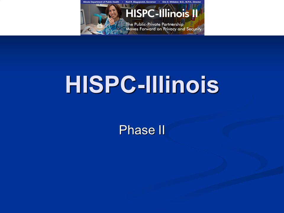 HISPC-Illinois Phase II
