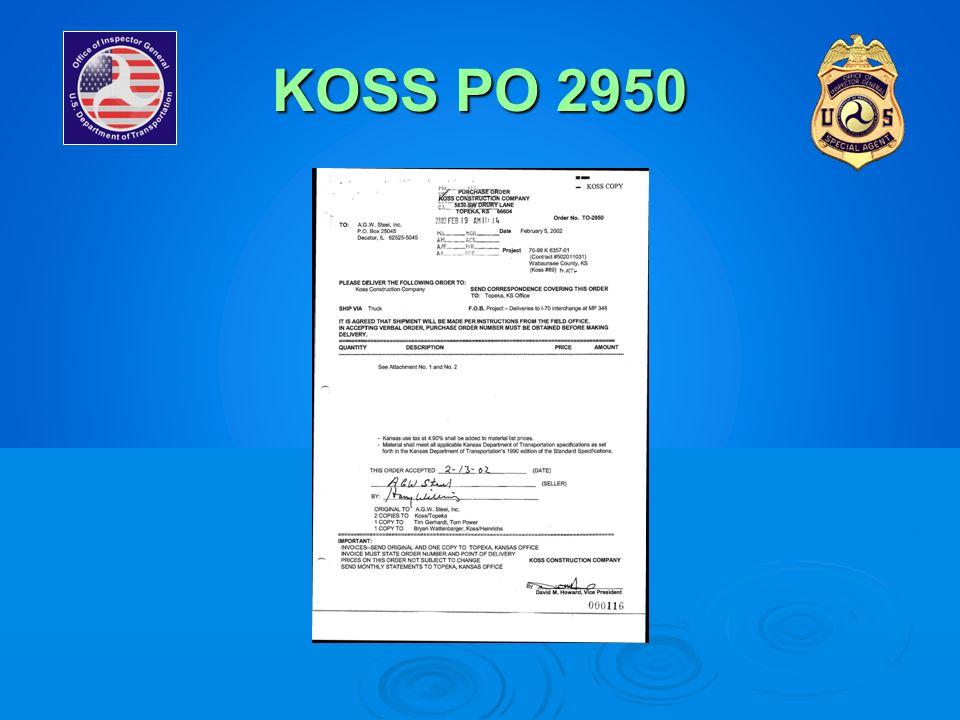 KOSS PO 2950