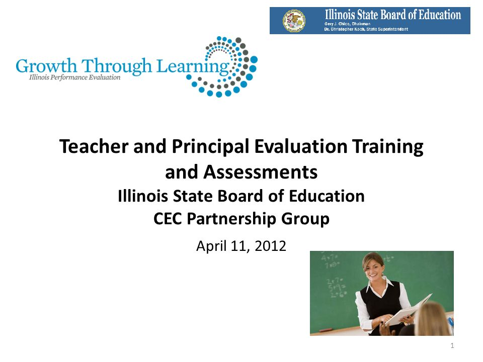 Agenda Welcome Introduction of the Growth Through Learning Performance Evaluation System Identification and Designation of District Evaluators by District Superintendents Overview and Format of the Performance Evaluation Training Modules Teacher Evaluator Module 2 – Overview of the Teachscape Proficiency System IT Requirements and Technology Support Next Steps 2