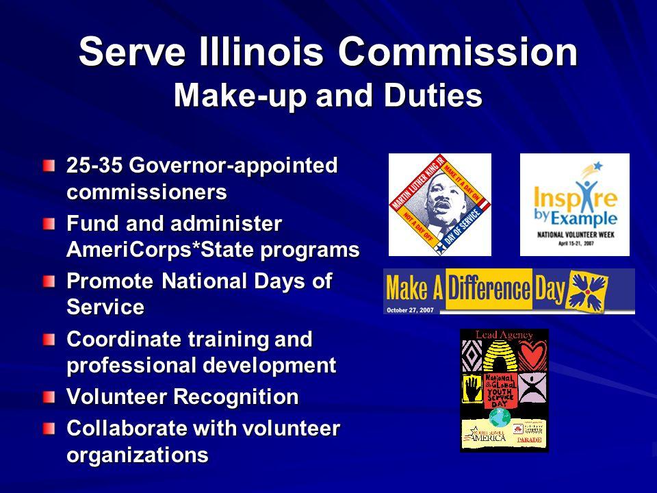 Using Serve.Illinois.gov Serve.Illinois.