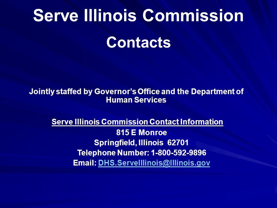 AmeriCorps Programs Illinois has 30 AmeriCorps*State Programs.