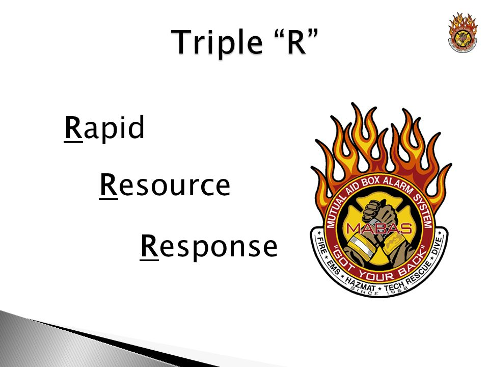 A deployment and operational strategy different than traditional methods of statewide response.