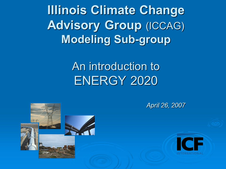 22 Overview of ENERGY 2020 Questions?