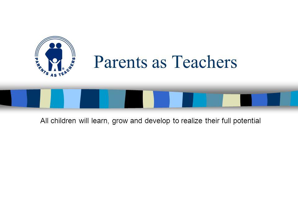 What is Parents as Teachers.