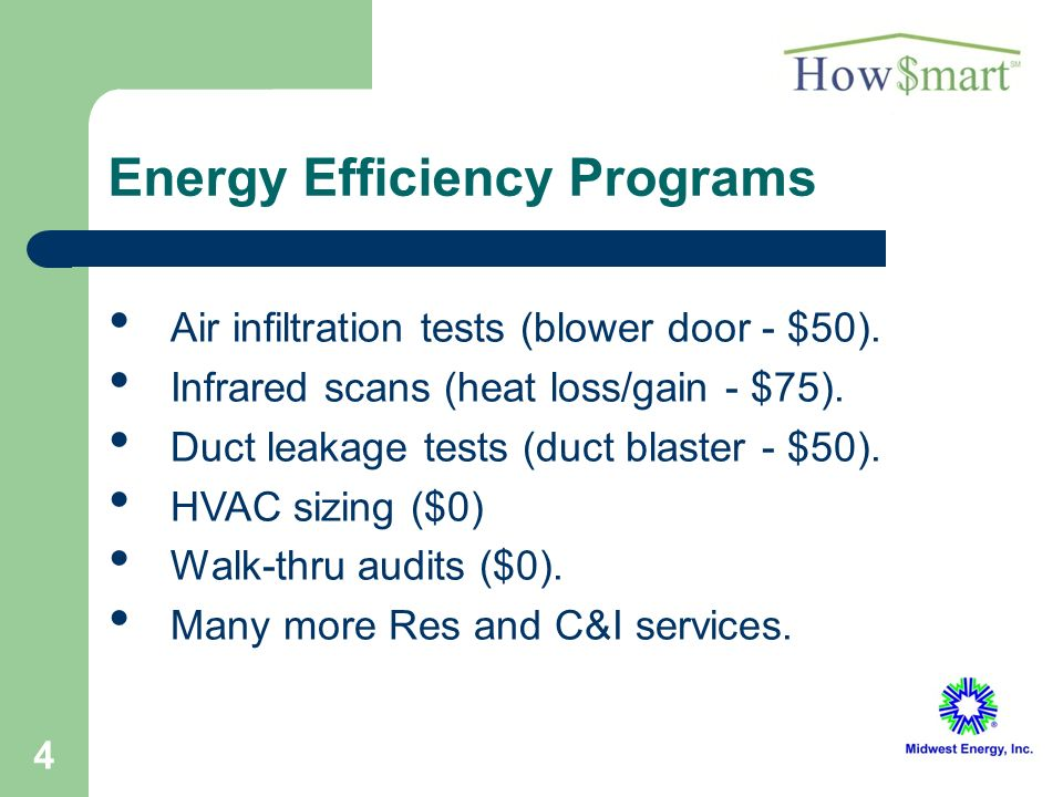 15 Results of Pilot Program Energy Savings Results Eight How$mart SM projects with two winters of comparative data.