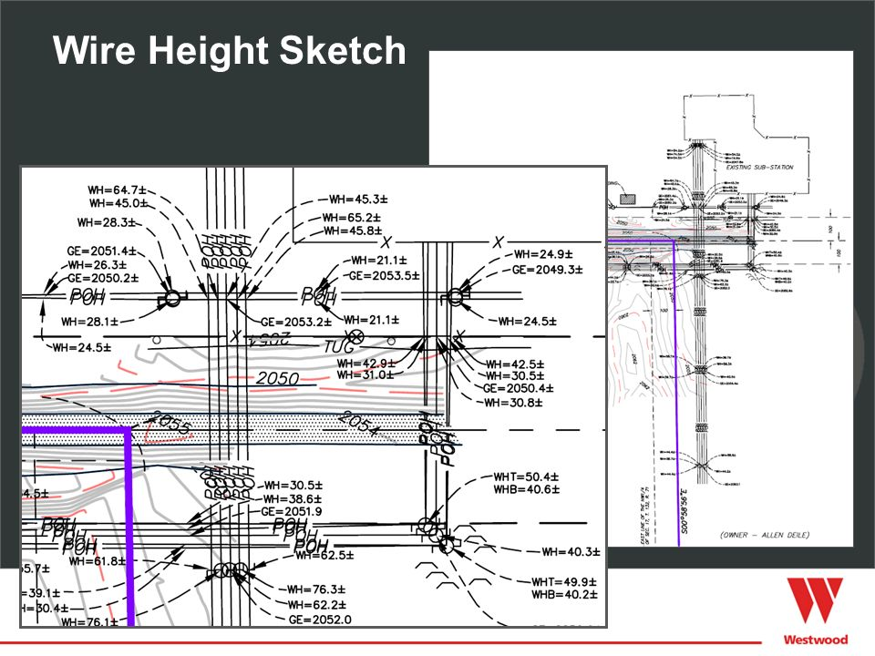 Wire Height Sketch
