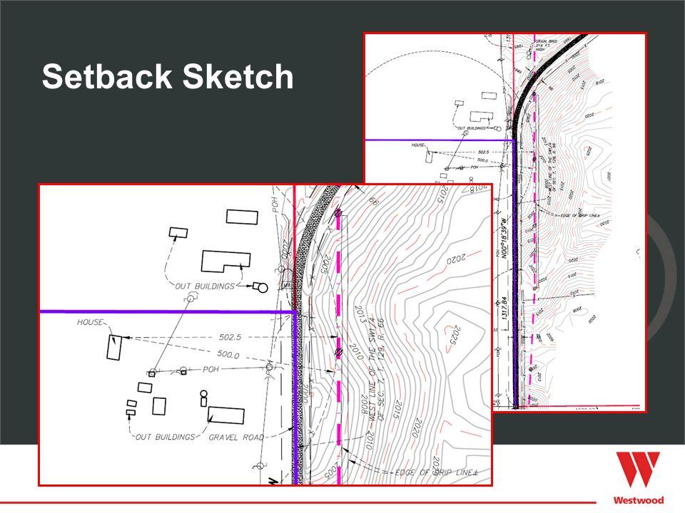 Setback Sketch
