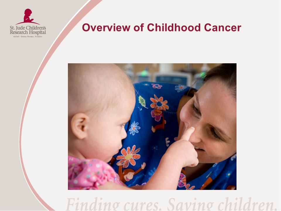 Overview of Childhood Cancer