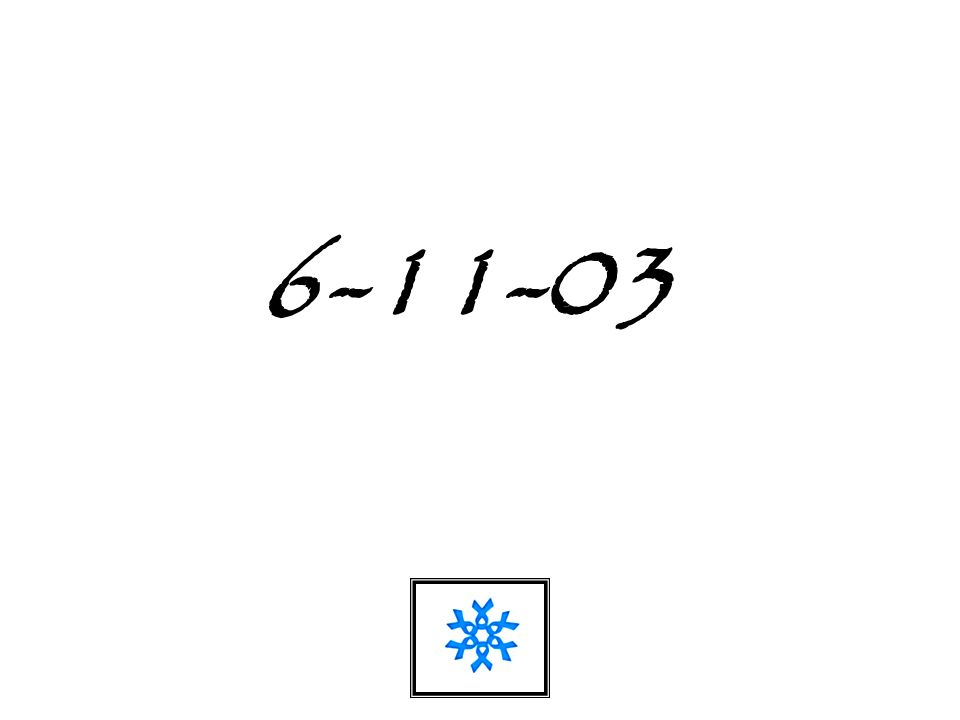 6-11-03