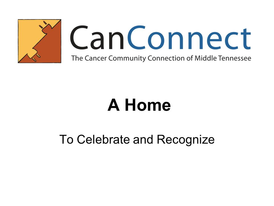 A Home To Celebrate and Recognize