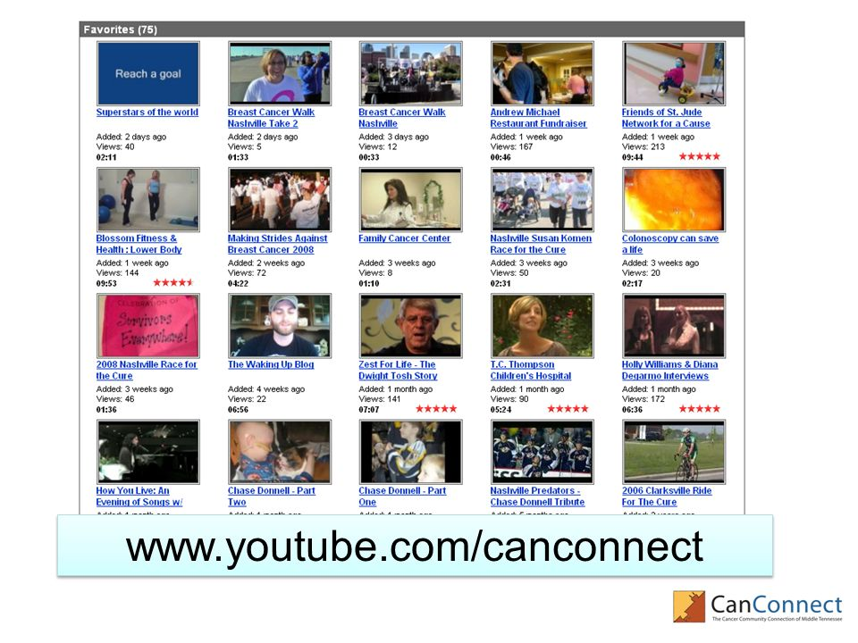 www.youtube.com/canconnect