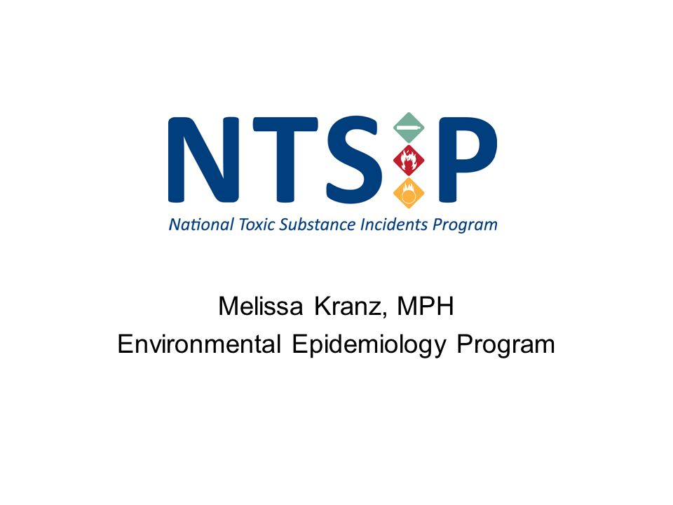Melissa Kranz, MPH Environmental Epidemiology Program