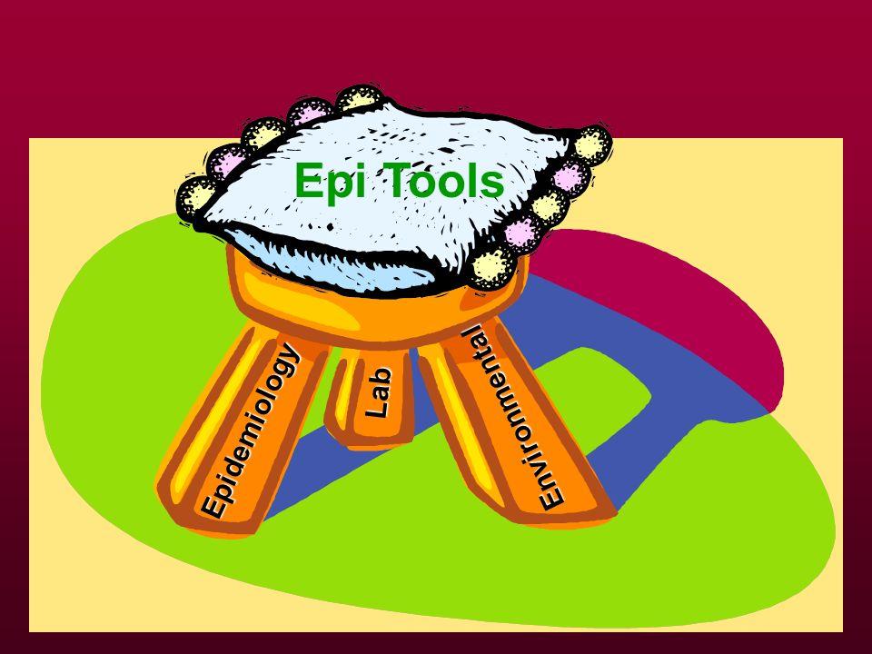 Lab Epidemiology Environmental Epi Tools