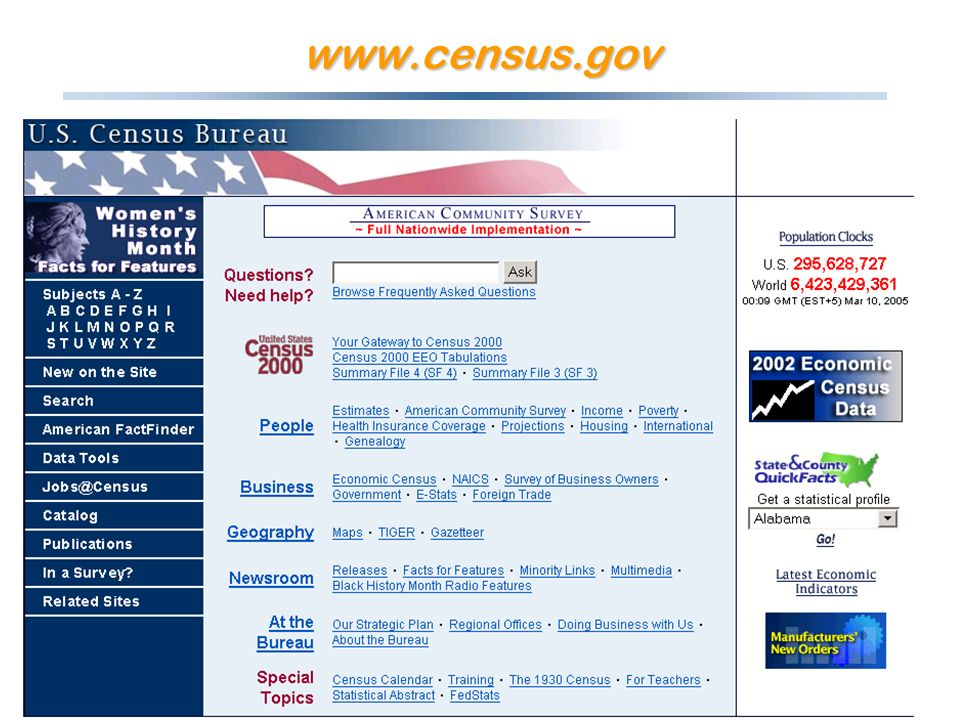www.census.gov