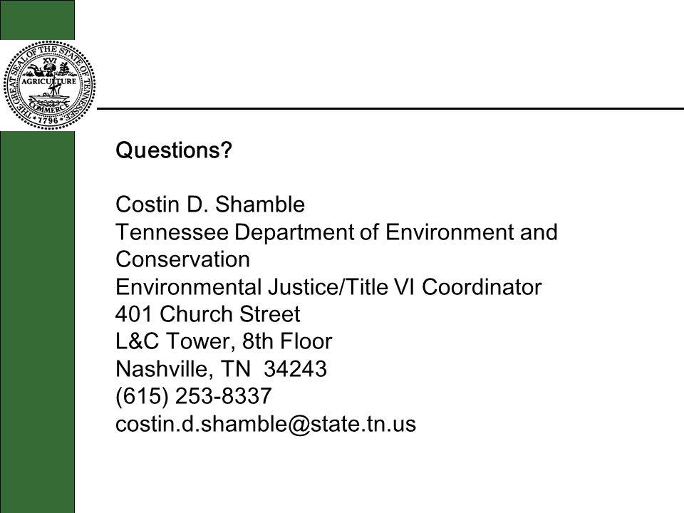 Questions.Costin D.