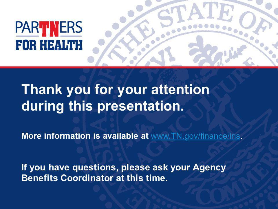 60 Who to Contact Your primary point of contact is your agency benefits coordinator (ABC) If you have questions about a provider or insurance claim, contact your insurance carrier directly at the number listed on the inside cover of the Eligibility and Enrollment Guide, visit your carriers member website or use the number on the back of your ID card If you have questions about eligibility and enrollment, call the Benefits Administration service center at 1-800-253-9981 Benefits Administration www.tn.gov/finance/ins ParTNers for Health www.partnersforhealthtn.gov