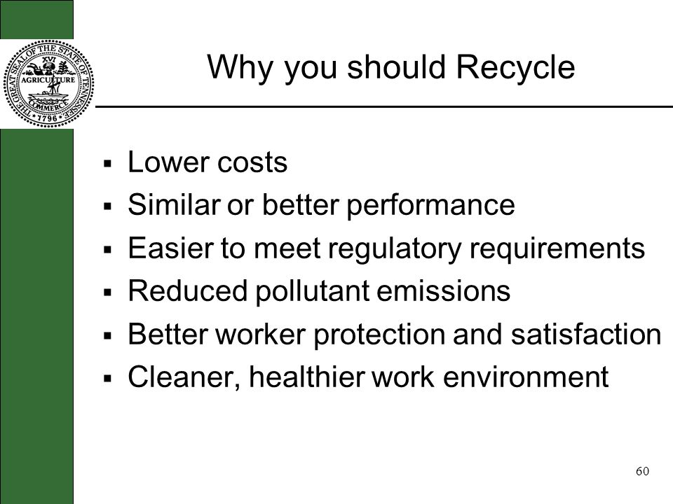59 Contacts for Recyclers Southeast Recycling Technologies, Inc.