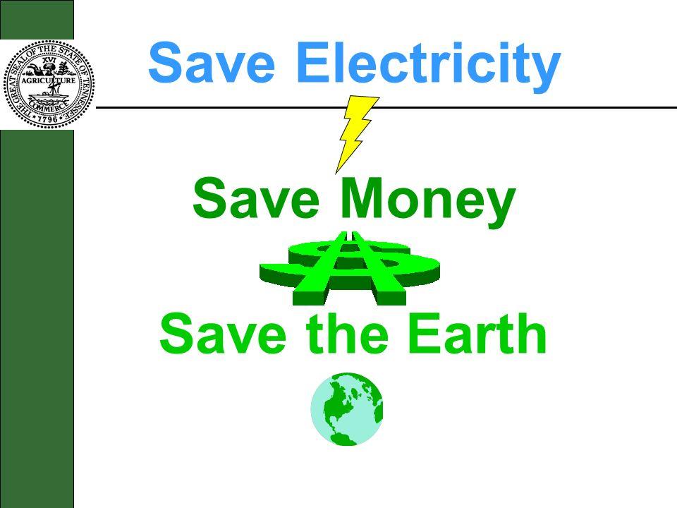 Pollution Prevented Every Kilowatt-hour saved prevents 1.5 lbs.