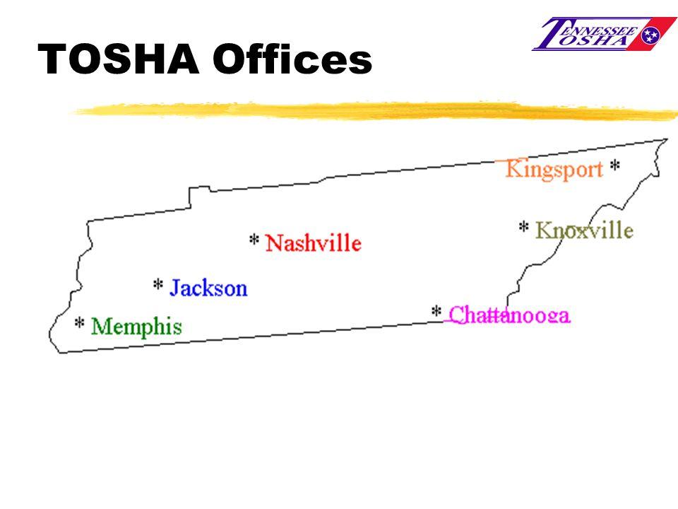 TOSHA Offices