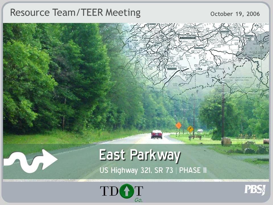 CBRT Meeting October 19, 2006 TEER Document