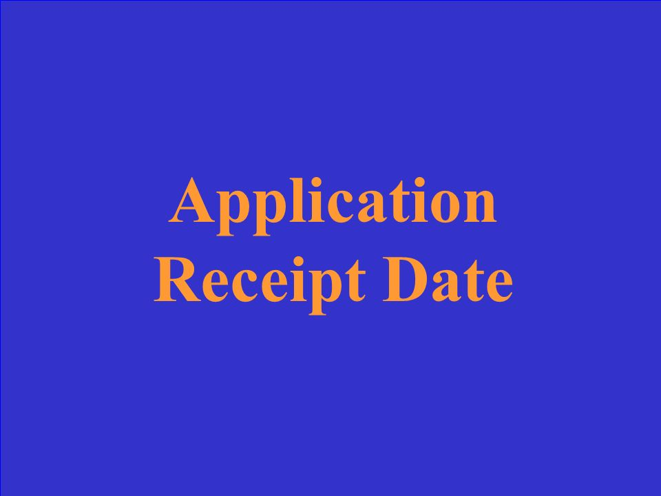 Which Date on ISIR is Used to Determine if Student Meets State Grant Application Deadline