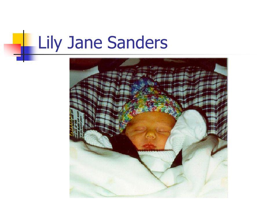 Lily Jane Sanders
