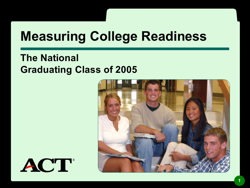 ® Part II: Measuring College Readiness Part IIIPart I 12
