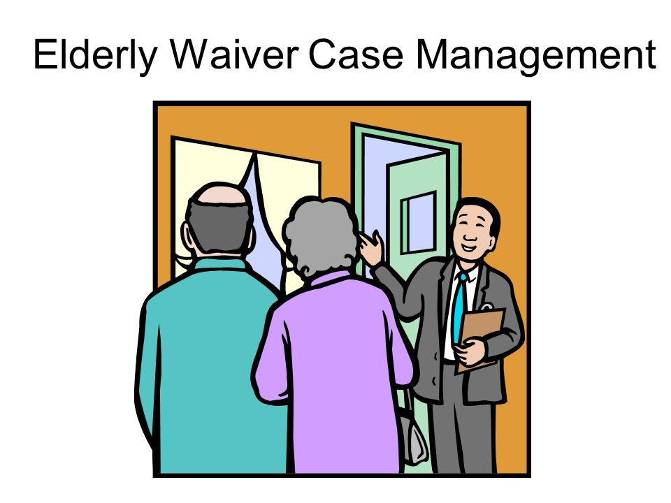 Elderly Waiver Case Management