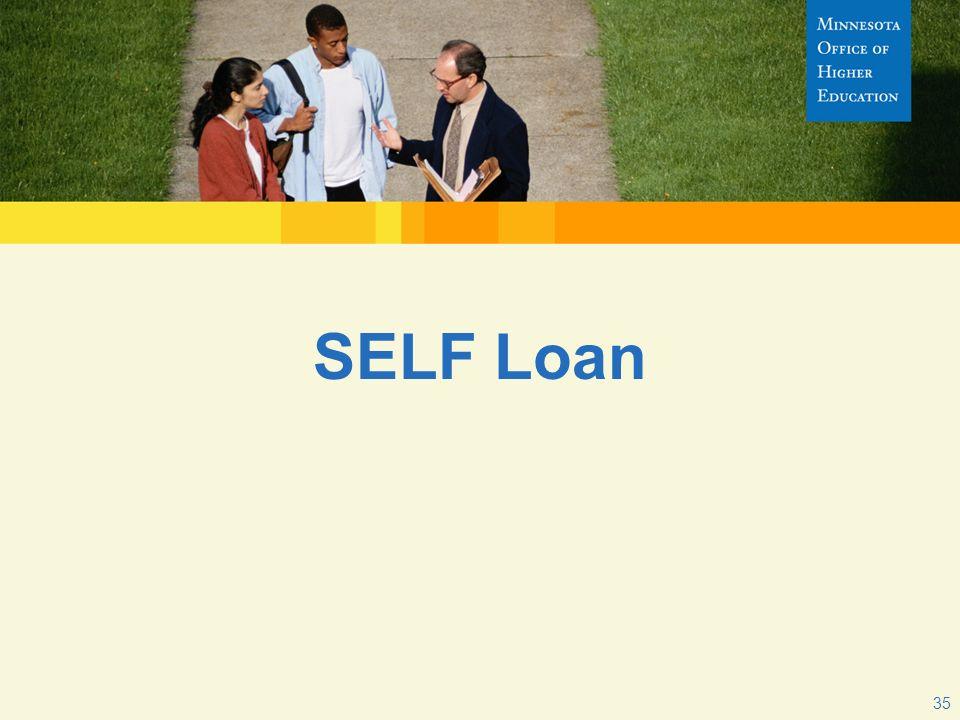 SELF Loan 35